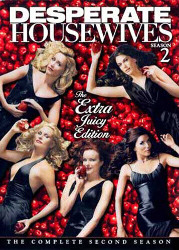 Desperate Housewives: The Complete Second Season (Season 2) (6 Disc) DVD NEW