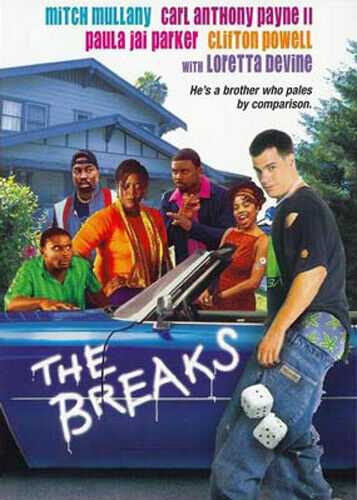 The Breaks (1999 Mitch Mullany) DVD NEW