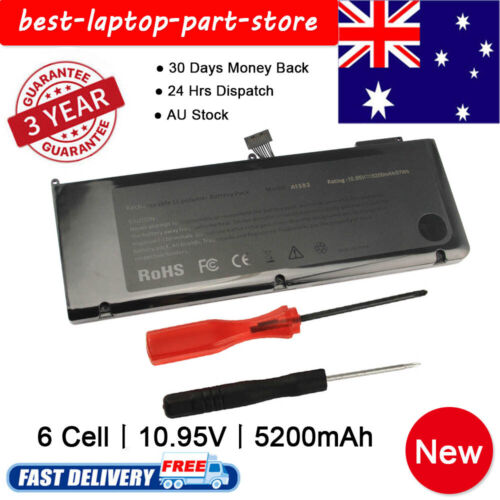 "A1382 Laptop Battery For Apple Macbook Pro 15"" A1286 2011 2012 Series Fast AU"