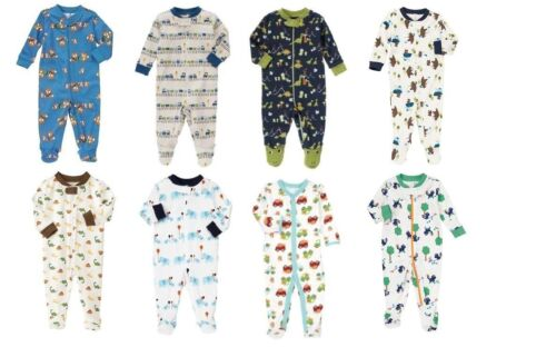 Gymboree baby boys slip n Play footed up to 5lb, 5-9 LB, NB new too choose