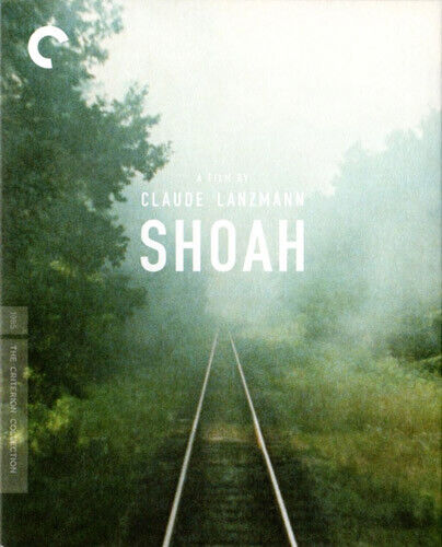 Shoah (The Criterion Collection, 4 Disc, Mastered in 4K) BLU-RAY NEW