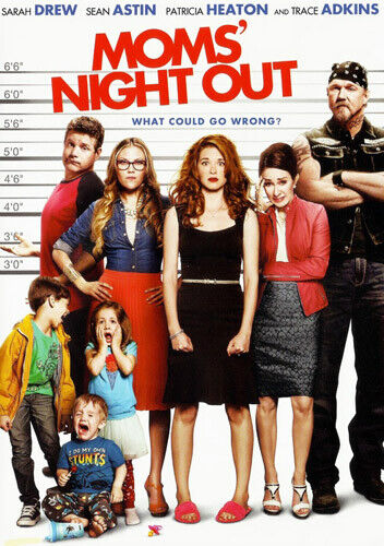 Moms' Night Out DVD NEW
