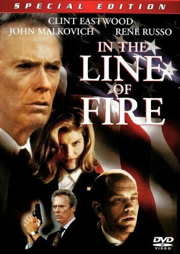 In the Line of Fire (1993 Clint Eastwood) (Special Edition) DVD NEW