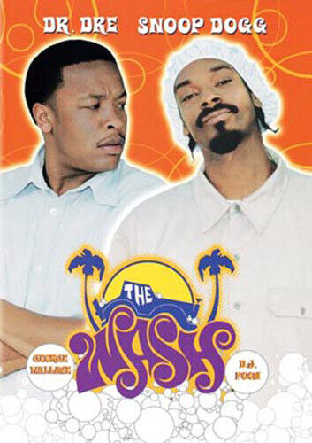 The Wash (2001 Snoop Dogg Dr Dre) DVD NEW