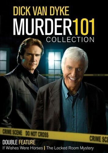 Murder 101: If Wishes Were True / The Locked Room Mystery DVD NEW