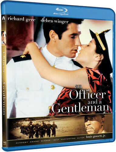 An Officer and a Gentleman BLU-RAY NEW