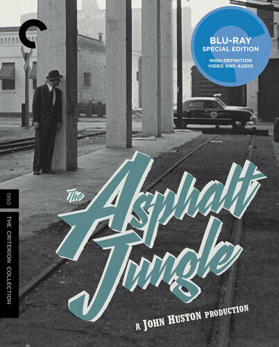 The Asphalt Jungle (The Criterion Collection) BLU-RAY NEW