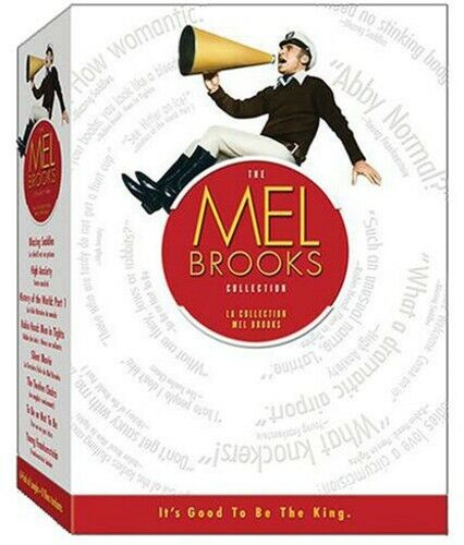The Mel Brooks Collection (8 Disc) DVD NEW