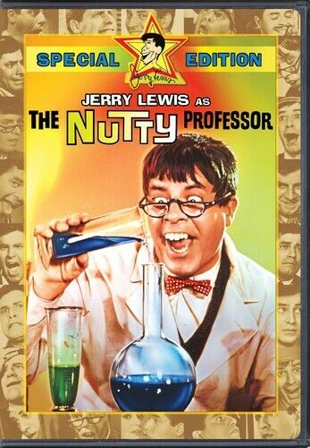 The Nutty Professor (1963 Jerry Lewis) (Special Edition) DVD NEW