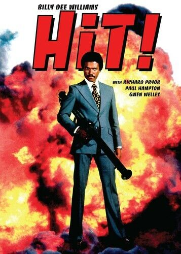 Hit! (1973 Billy Dee Williams) DVD NEW