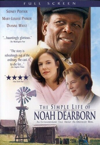 The Simple Life of Noah Dearborn DVD NEW