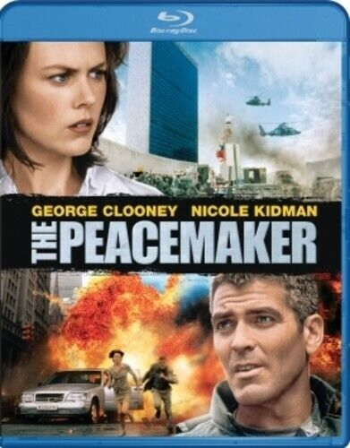 The Peacemaker BLU-RAY NEW