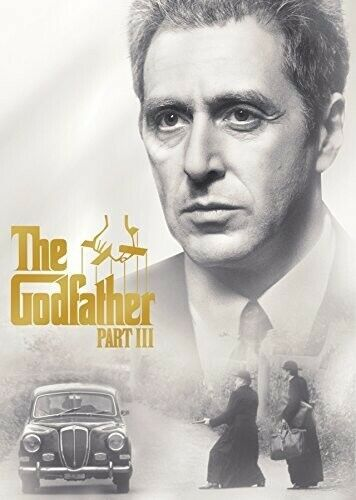 The Godfather Part 3 DVD NEW