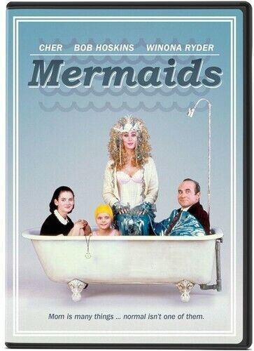Mermaids (1990 Cher) DVD NEW
