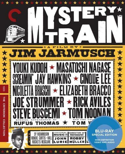 Mystery Train (1989) (The Criterion Collection) BLU-RAY NEW