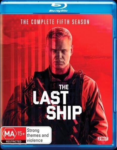 The Last Ship : The Complete Fifth Season (Blu-Ray,2-Disc Set)