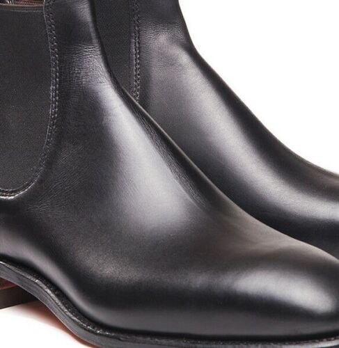 Dynamic Flex BLACK RM Williams Craftsman Boots AUSTRALIAN MADE NEW - G & H Fit <br/> Free EXPRESS Same Day Shipping - RRP $595.00 HOT PRICE