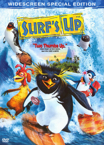 Surf's Up (Special Edition) DVD NEW