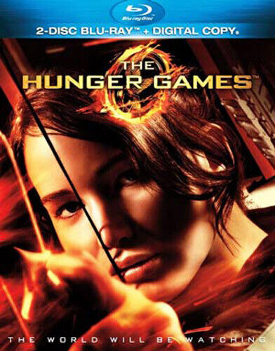 The Hunger Games (2 Disc) BLU-RAY NEW