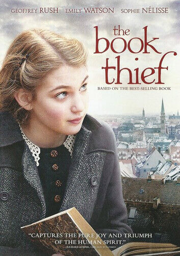 The Book Thief DVD NEW
