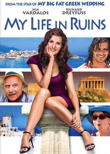 My Life in Ruins DVD NEW