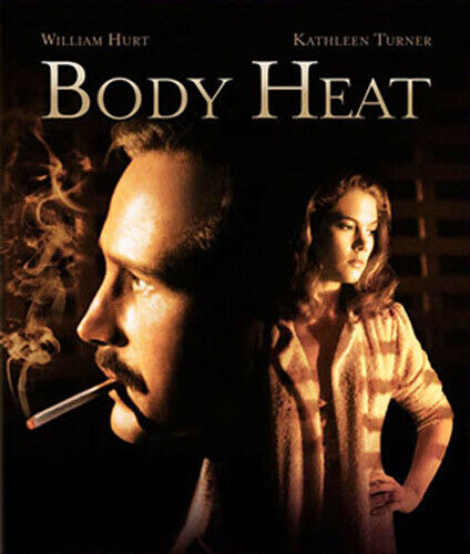 Body Heat BLU-RAY NEW