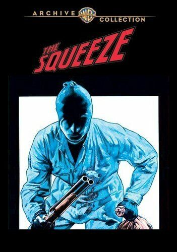 The Squeeze (1977 Stacy Keach) DVD NEW