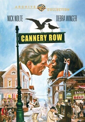 Cannery Row DVD NEW