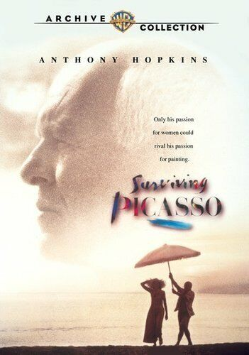 Surviving Picasso (1996 Anthony Hopkins) DVD NEW