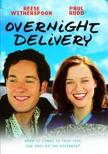Overnight Delivery (1998 Paul Rudd) DVD NEW