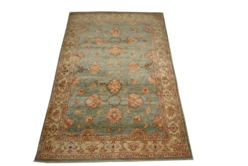 """Crafters&Weavers Oriental rug Chobi Vegetables Dyes size 3' 2""""  x 5' 2""""  #2988"""