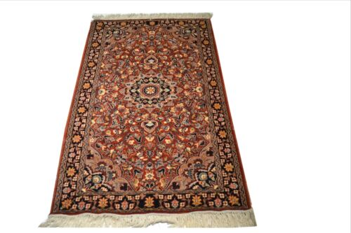 """Crafters&Weavers Oriental rug Wool size 3' 0""""  x 5' 0""""  # A 25"""
