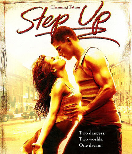 Step Up BLU-RAY NEW