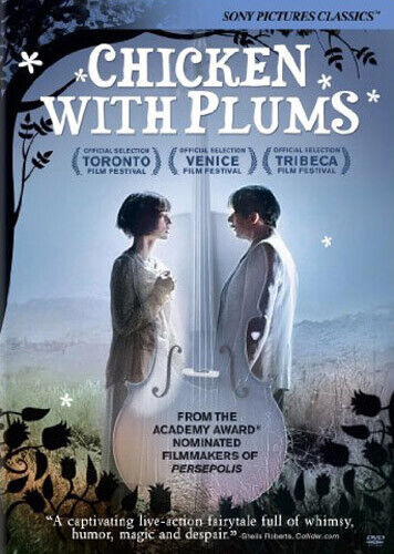 Chicken with Plums DVD NEW