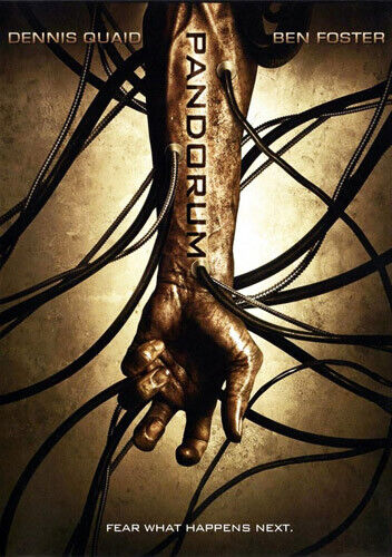 Pandorum DVD NEW