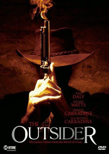 The Outsider (2002 Tim Daly) DVD NEW