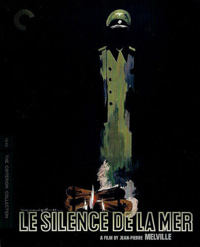 La Silence de la Mer (The Criterion Collection) BLU-RAY NEW
