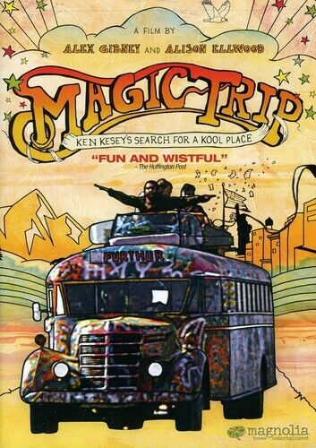 Magic Trip: Ken Kesey's Search for a Kool Place DVD NEW
