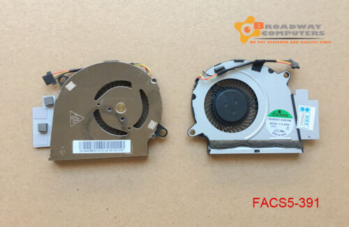 CPU Cooling Fan For ACER Aspire S5 S5-391