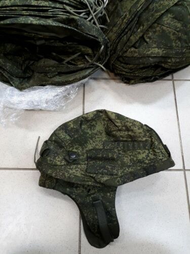 Cover for Russian helmet 6b47 Ratnik EMR digital flora color NEWOther Current Field Gear - 36071