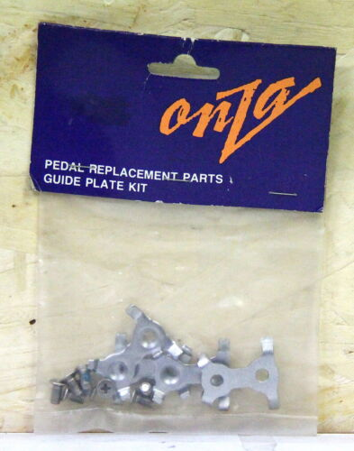 GUIDE PLATE KIT PER ONZA CLIPPLESS N.O.S.