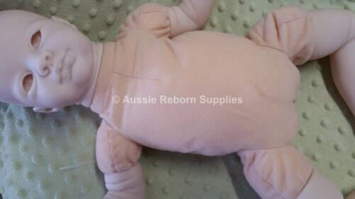 "Budget Reborn 20"" 3/4 Limbs Doll Body"