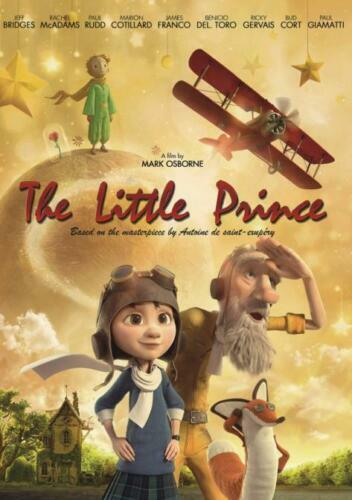 The Little Prince DVD New Sealed Australia Region 1
