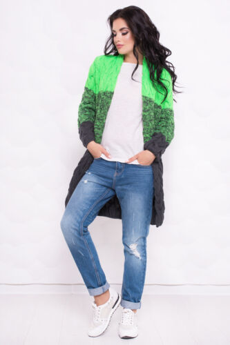 New Knitted Women Cardigan Lalo style
