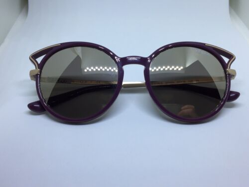 VOGUE VO5136-S occhiali da sole donna viola oro lenti flash woman sunglasses