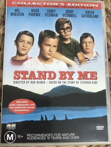 Stand By Me (DVD 1986) River Phoenix.