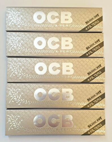 2 Boxen Smoking GOLD King Size Papers 100 x 33 Blättchen Long Papers Original