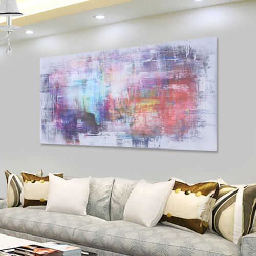 Modern Abstract Art Unframed Oil Painting Canvas Print Wall Picture Home AU