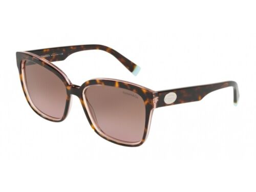 Occhiali da Sole Tiffany Autentici TF4162 82879T havana marrone sfumato