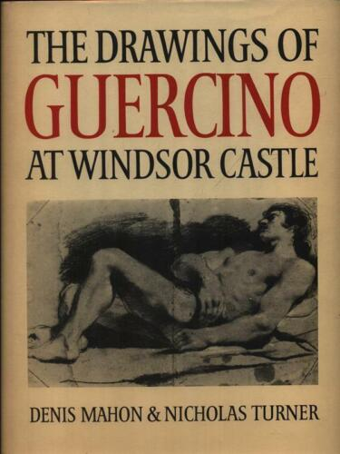 THE DRAWINGS OF GUERCINO AT WINDSOR CASTLE PRIMA EDIZIONE